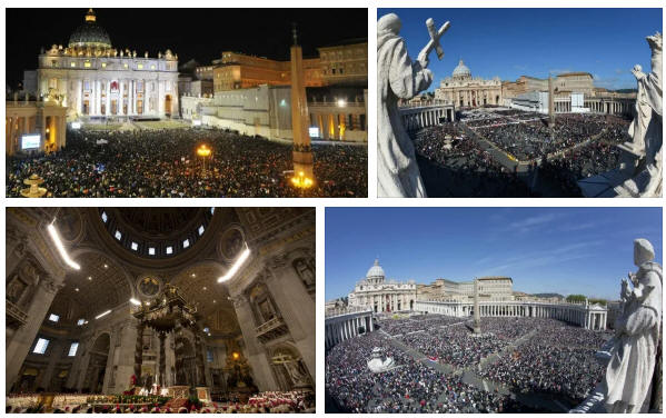 Vatican City: holidays, events