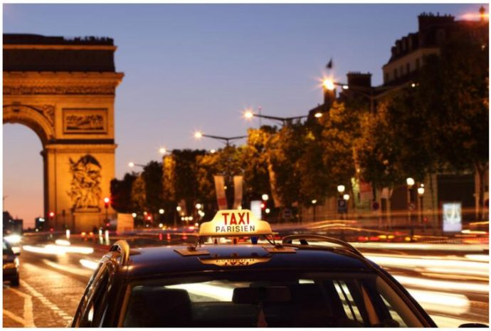 holiday in Paris