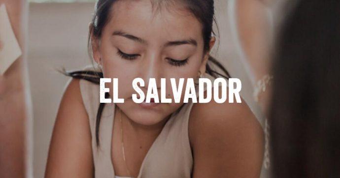 Children Education in El Salvador 2