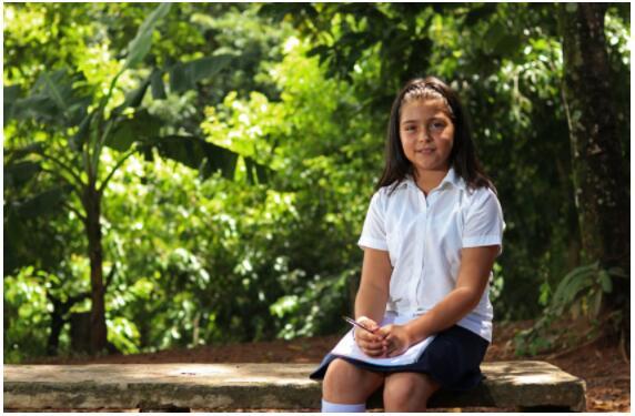 Children Education in El Salvador