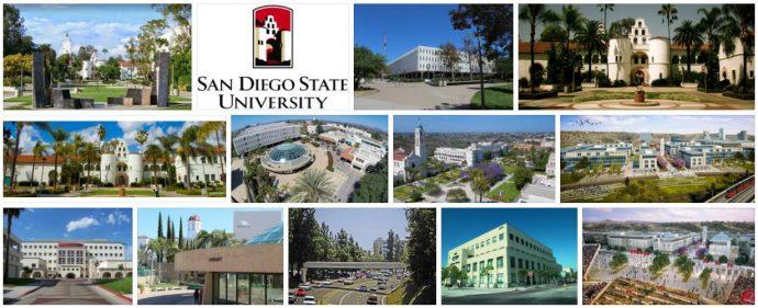 San Diego State University 4