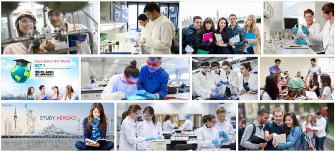 Study Biotechnology Abroad