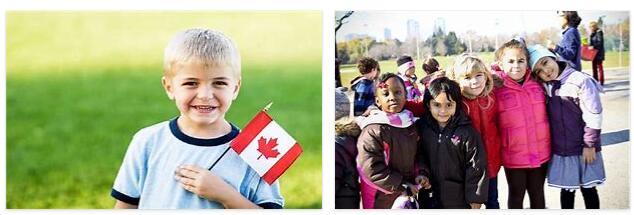 Canada Children
