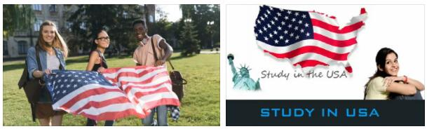 Components of an Application and Application Process for Studying in the USA