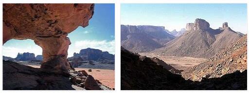 Algeria Geography