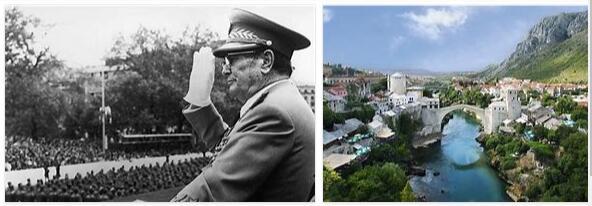 Bosnia and Herzegovina History Timeline