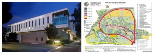 Study in California State University, East Bay Review 1