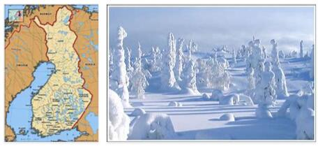 Traveling in Finland